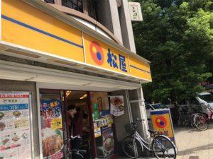 メンズ脱毛figo(フィーゴ)大阪心斎橋店への道順3