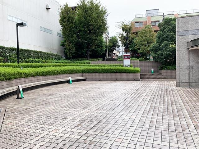 メンズ脱毛フィーゴ渋谷店への道順8
