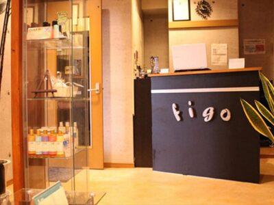 都度払い制メンズ脱毛フィーゴ 店舗案内 店内イメージ 新宿店 カウンター